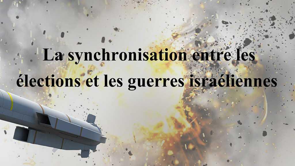 La synchronisation entre les élections et les guerres israéliennes