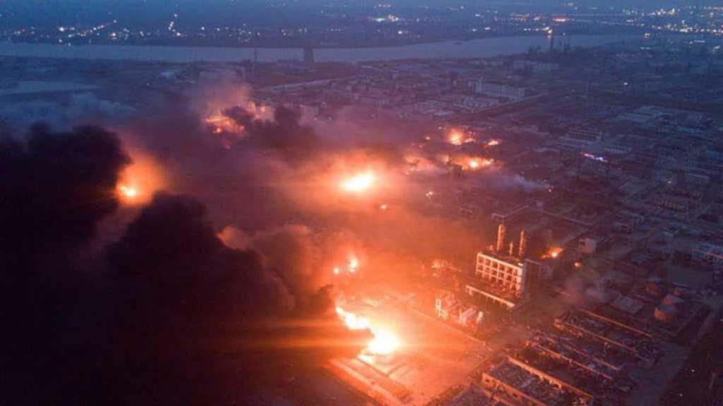 Chine: Au moins 47 morts et un tremblement de terre suite à l'explosion de l'une usine chimique
