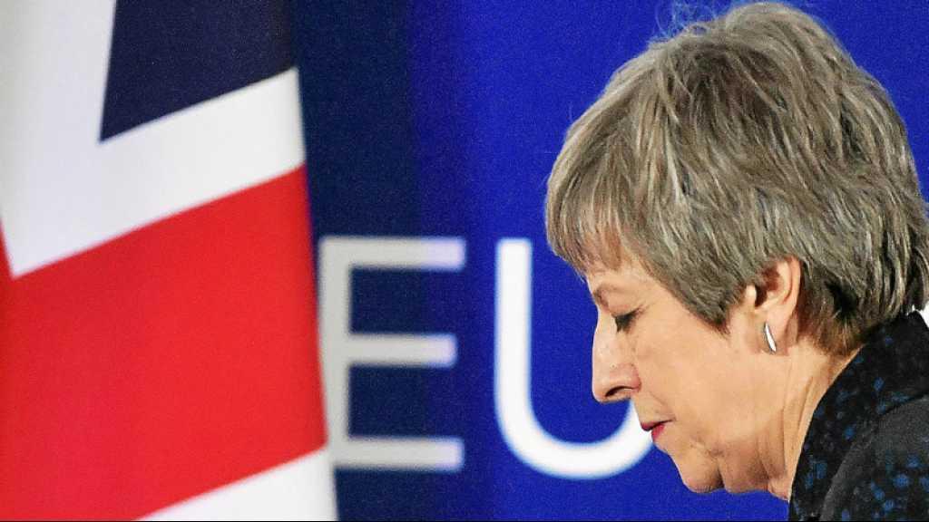 Theresa May a accepté l'offre de l'UE pour un report du Brexit