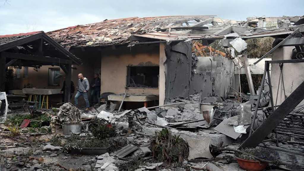 """""""Tel-Aviv"""" sous le feu: 7 colons blessés dans un tir de roquette depuis Gaza"""