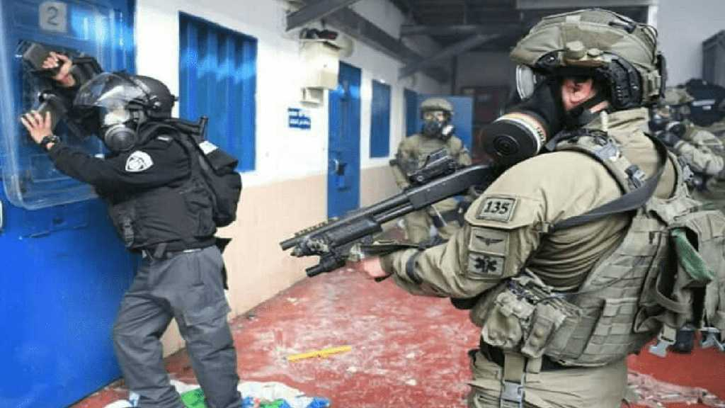 2 officiers israéliens poignardés dans la prison de Neguev, 25 prisonniers palestiniens blessés