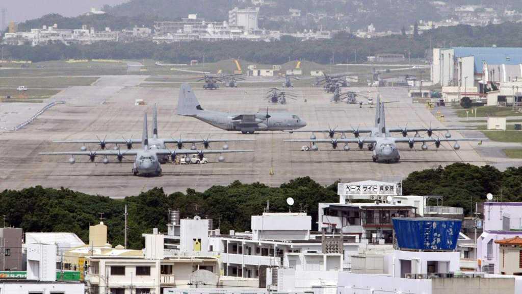 Une explosion frappe une base militaire américaine au Japon