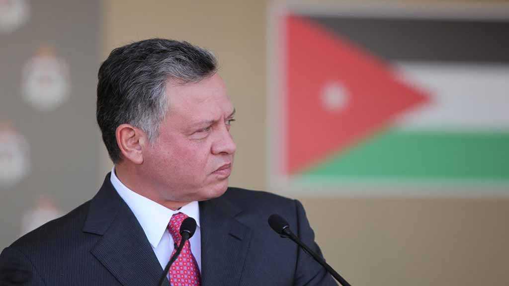 Le roi de Jordanie annule sa visite en Roumanie en réponse à l'annonce du transfert de l'ambassade à Al-Qods
