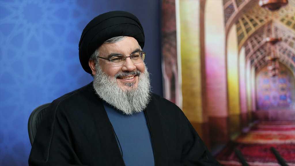Allocution télévisée de sayed Nasrallah mardi  à 17h00 (heure locale)