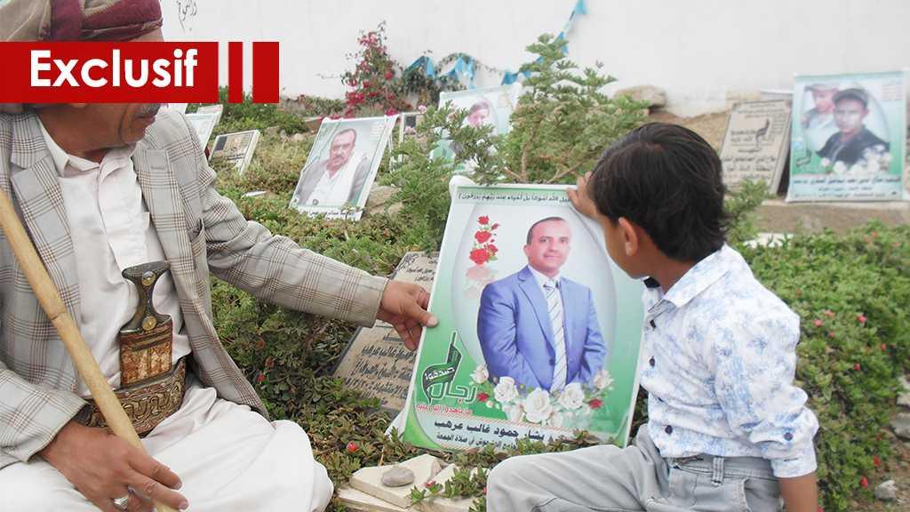 Quatre ans après le massacre de la mosquée de Sanaa, Kanan se souvient à peine de son père martyr