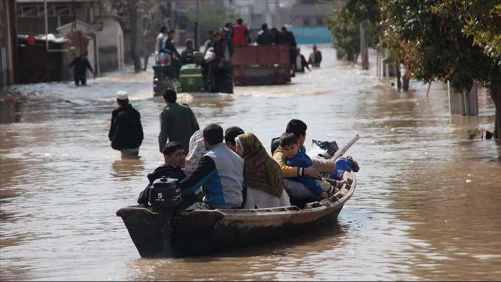 Iran: 21 morts dans des inondations, selon un nouveau bilan provisoire