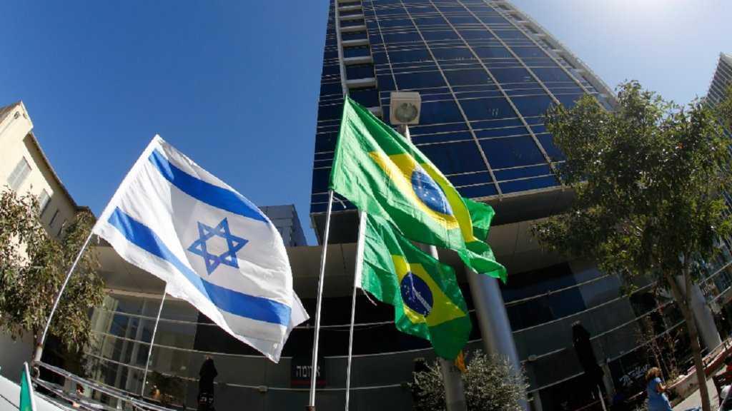 Le déménagement de l'ambassade du Brésil en «Israël» vers al-Qods, une «agression» (diplomate palestinien)