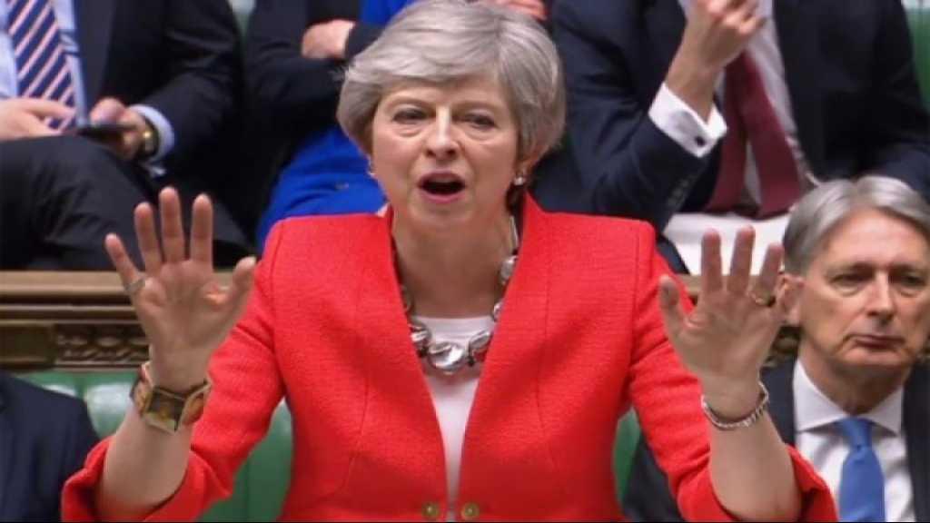 Theresa May s'engage à démissionner pour sauver son accord de Brexit