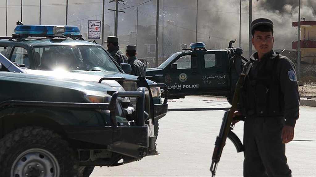 Afghanistan: neuf policiers tués dans une attaque des talibans