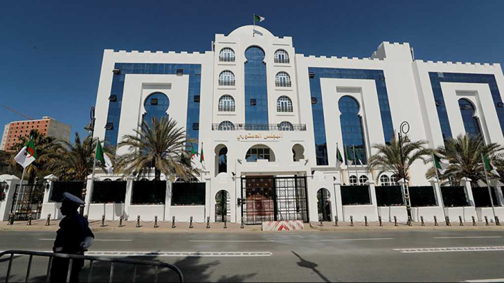 Algérie: le Conseil constitutionnel réuni pour approuver la démission de Bouteflika