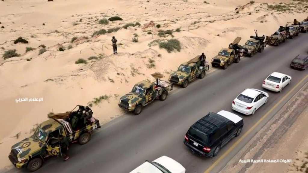 Libye : des forces du maréchal Haftar aux portes de Tripoli