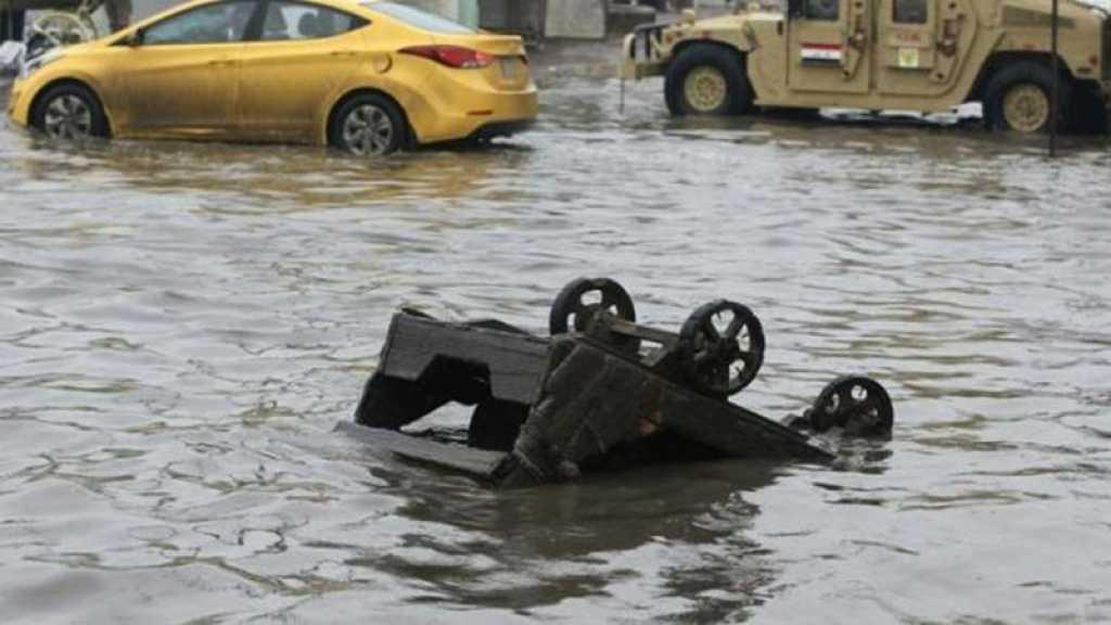 Inondations en Iran : un hôpital menacé par une crue, évacué à Ahvaz