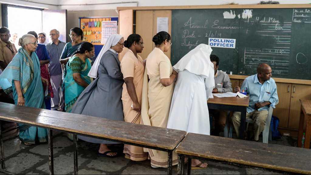 L'Inde donne le coup d'envoi d'élections législatives géantes