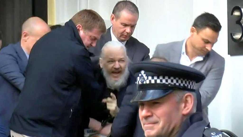 Corbyn : Londres « devrait s'opposer à l'extradition d'Assange vers les USA »