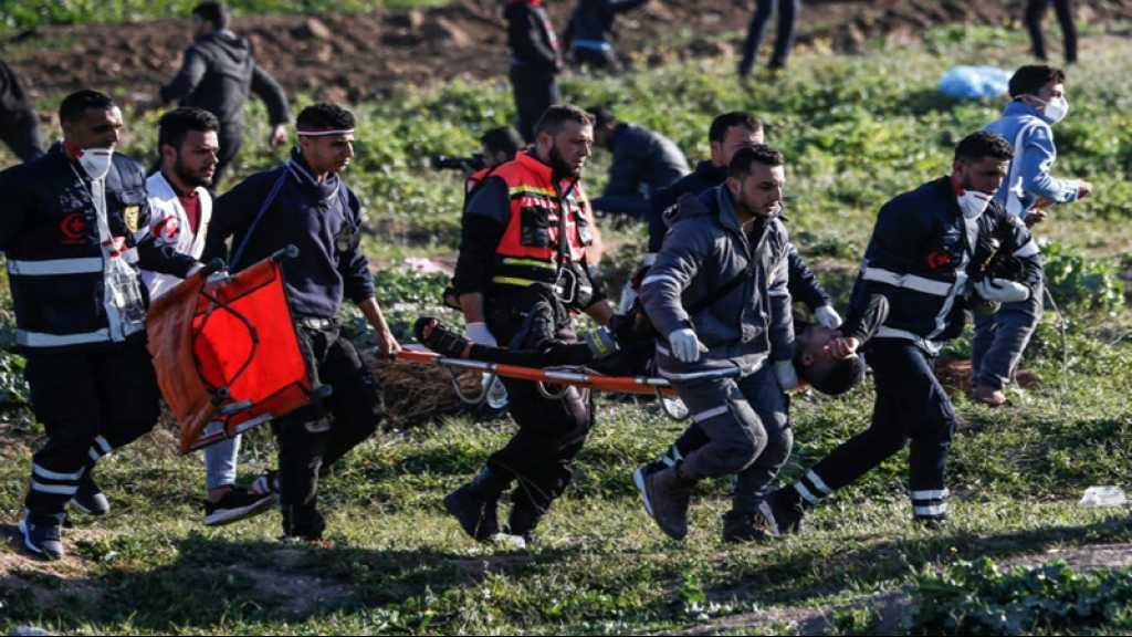 Gaza: affrontements à la frontière, un martyr et 48 blessés palestiniens