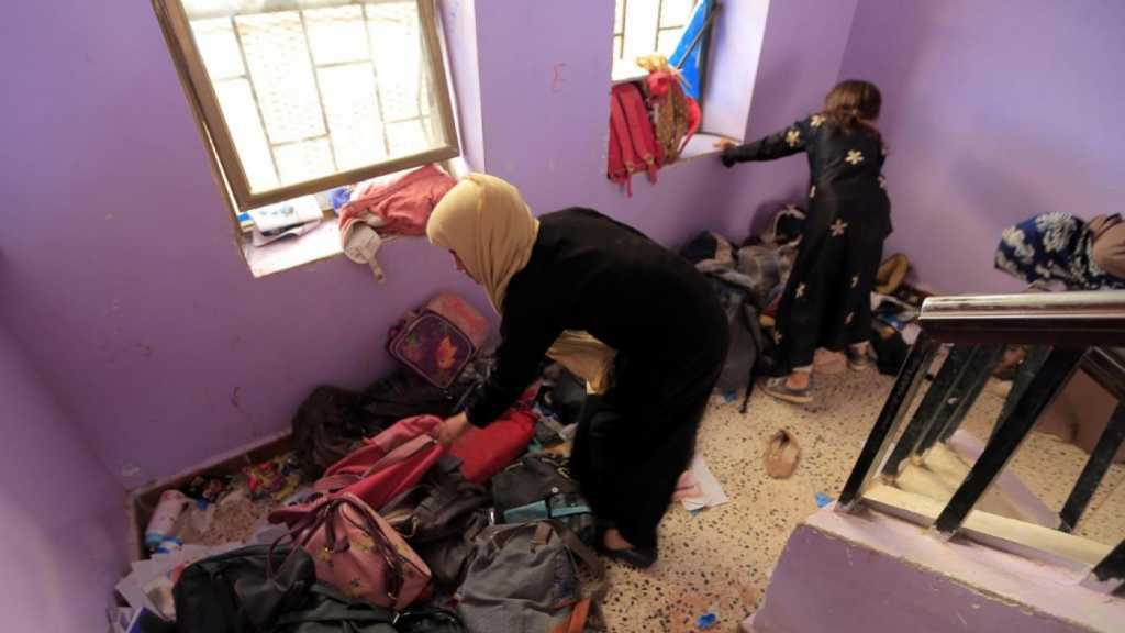 «Elle pleure tout le temps»: les survivants des bombardements meurtriers dans une école yéménite sous le choc
