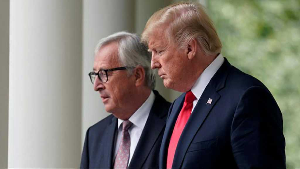 Feu vert de l'UE pour négocier un accord commercial avec les USA