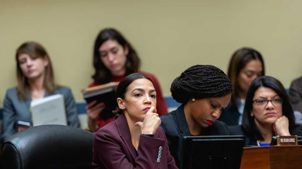 Une élue démocrate en faveur d'une réduction de l'aide US à «Israël»