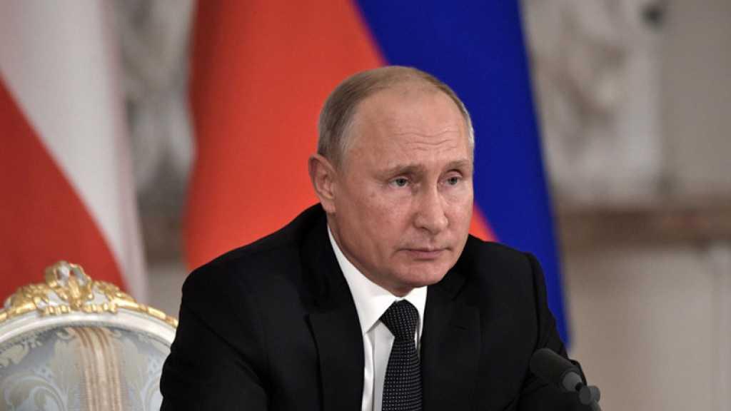 Poutine propose l'aide de spécialistes russes pour la reconstruction de Notre-Dame