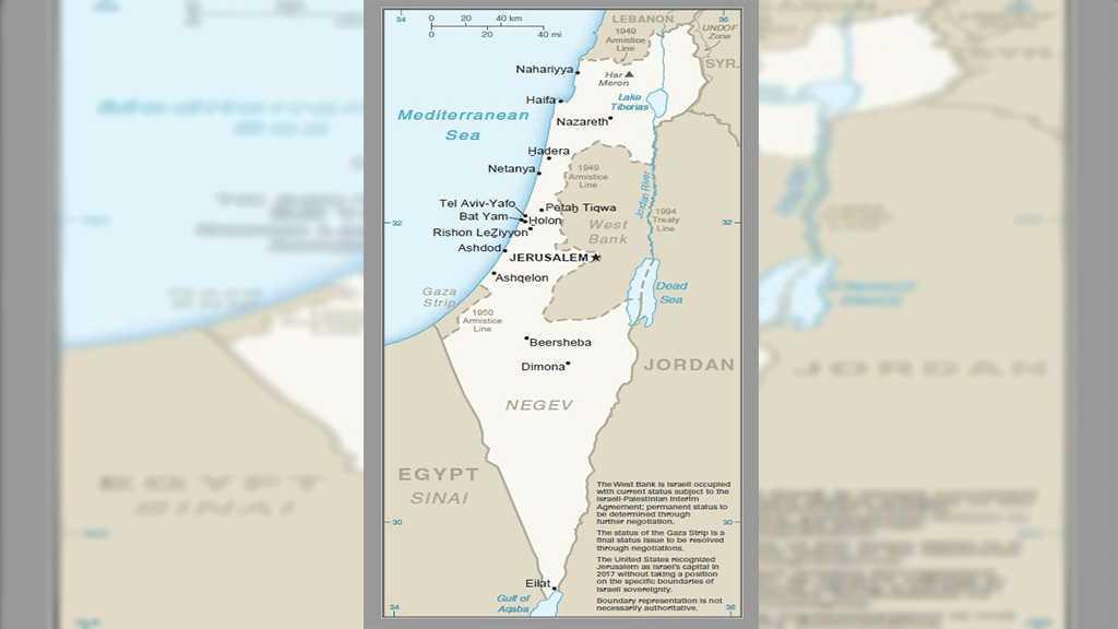 Les Etats-Unis dévoilent la première carte d'«Israël» incluant le Golan syrien