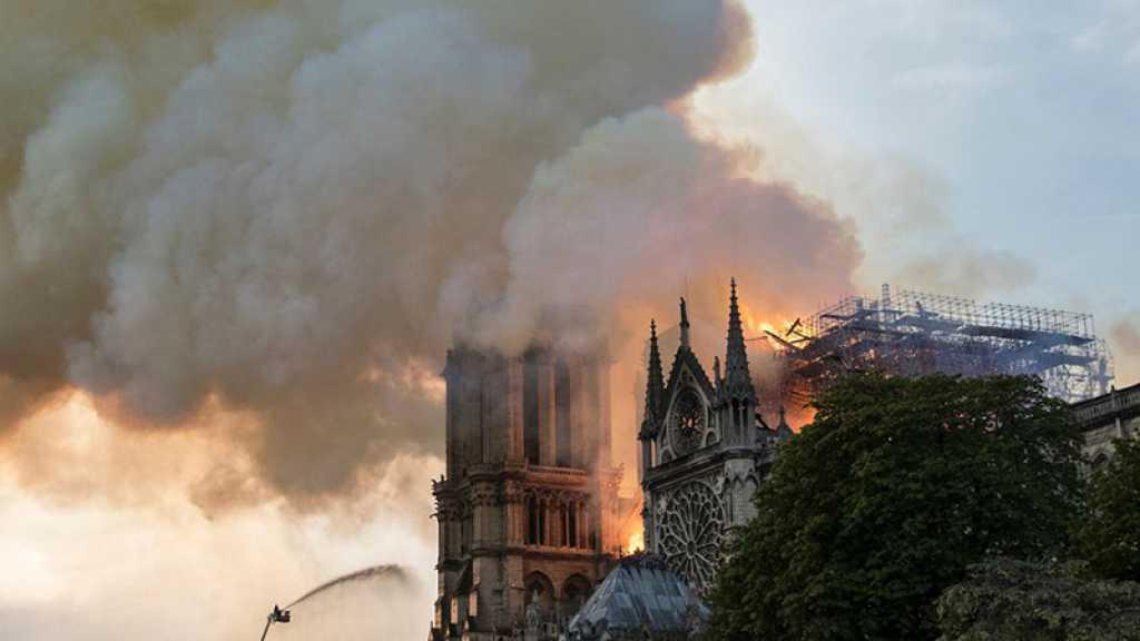 Incendie de Notre-Dame de Paris : la cathédrale n'était pas assurée