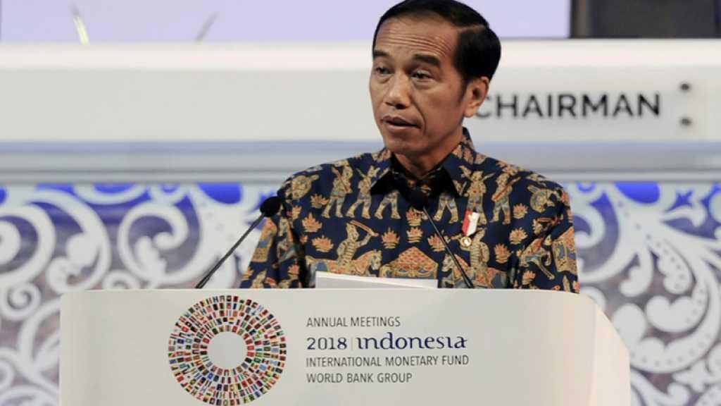En Indonésie, les premières estimations donnent Joko Widodo en tête de la présidentielle