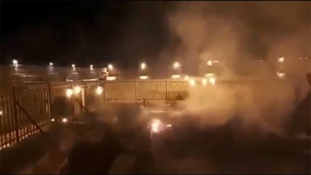 La mosquée Al-Aqsa à Al-Qods endommagée par un incendie, dégâts limités