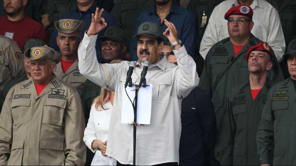 Venezuela: Maduro juge «illégales» les sanctions américaines contre la Banque centrale