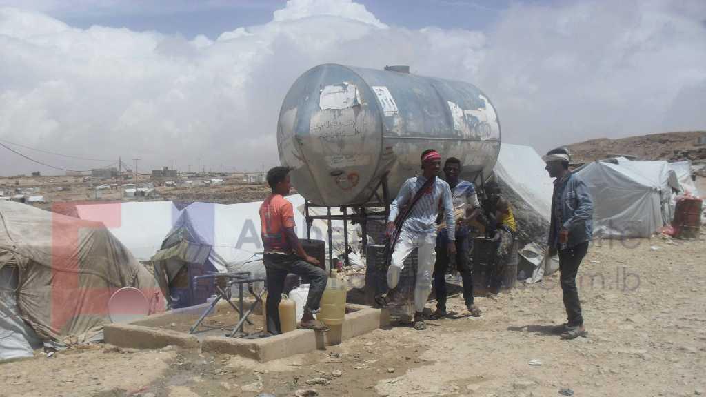 Yémen: Dans le camp de déplacés de Khamir