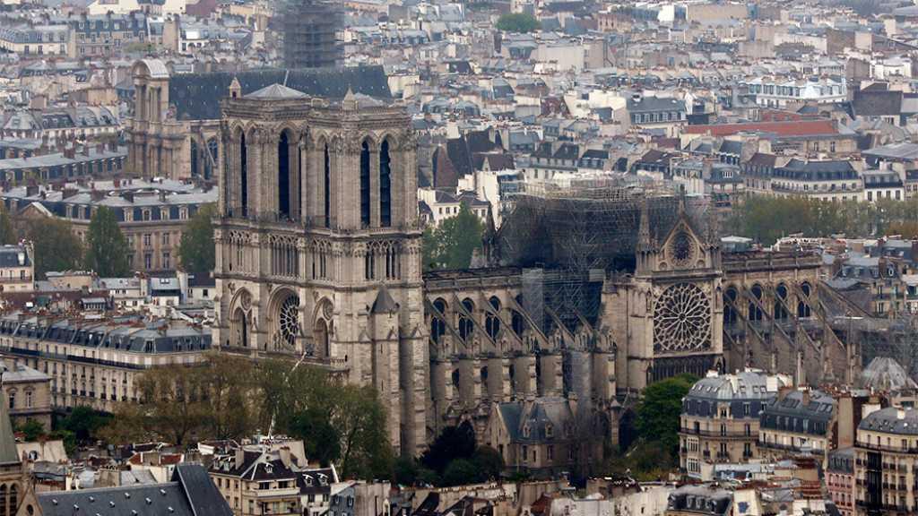 Gilets jaunes: les manifestations interdites autour de Notre-Dame