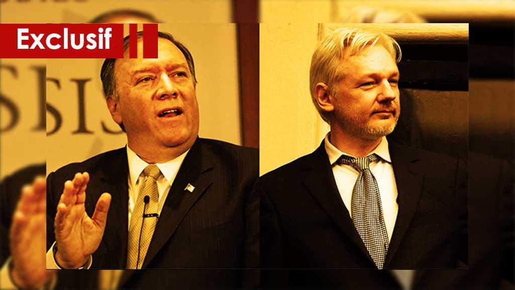 C'est ainsi que Mike Pompeo a géré l'arrestation de Julian Assange