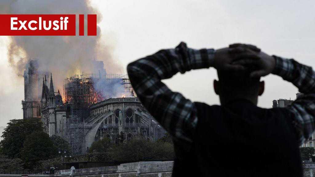 Les flammes de Notre Dame… et celles du Yémen