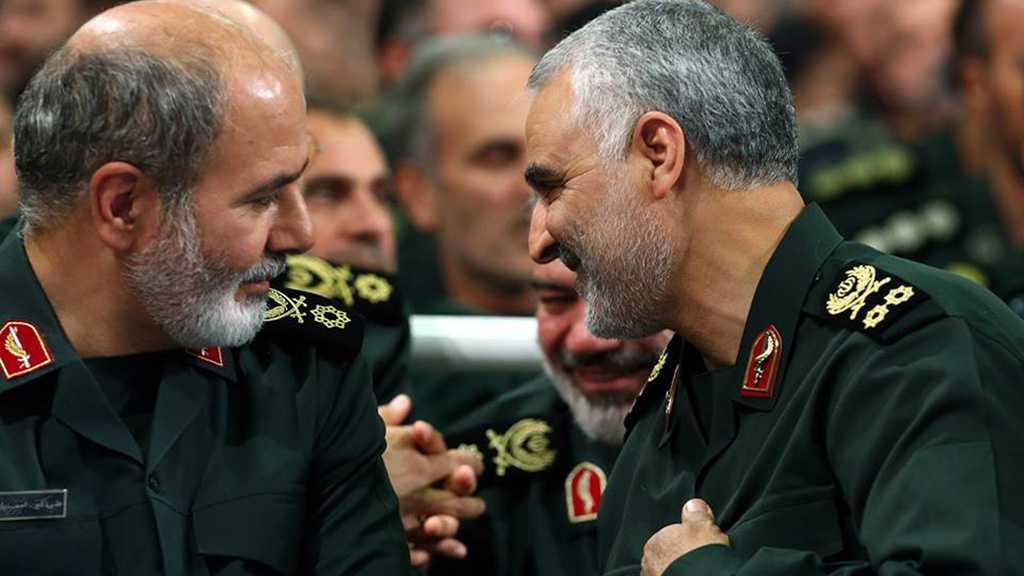 L'Iran va élaborer une loi spéciale pour soutenir le CGRI