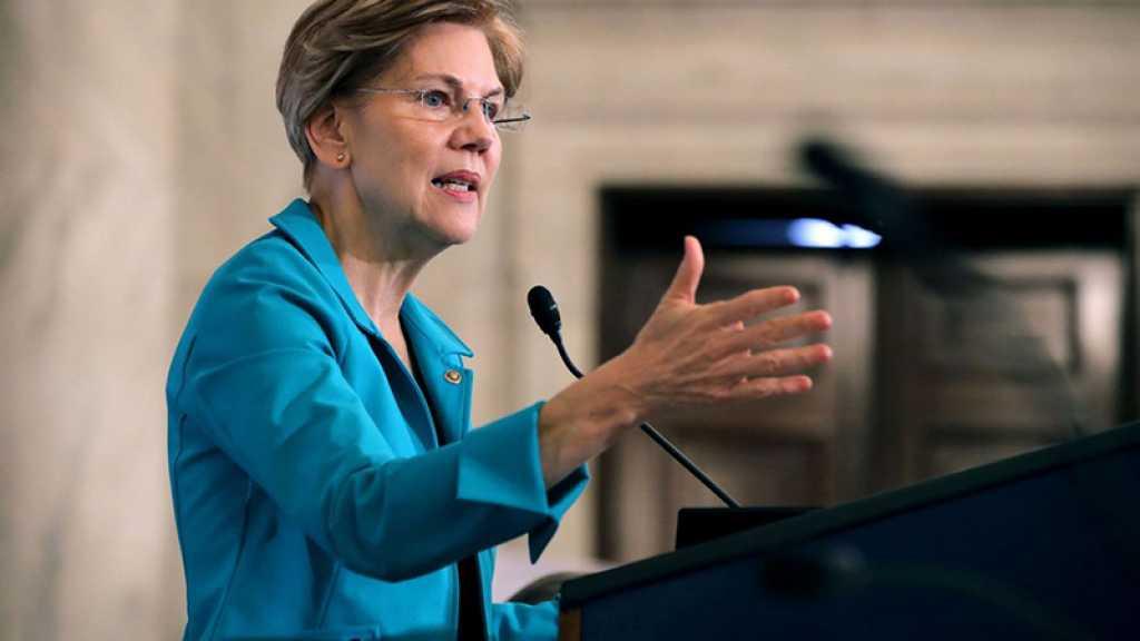 La sénatrice Elizabeth Warren appelle à destituer Trump
