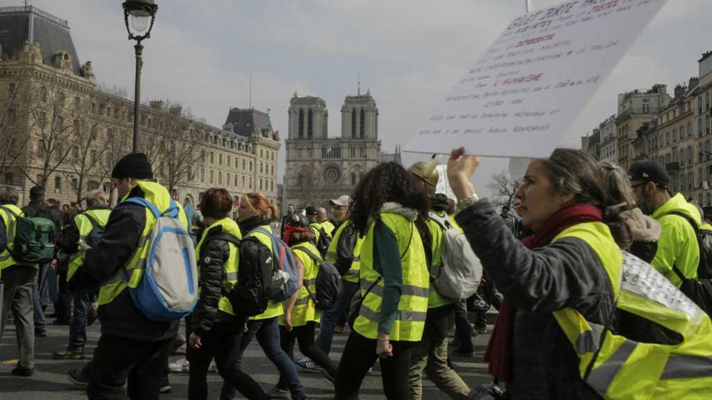 Gilets Jaunes: La capitale principal lieu de rendez-vous pour le 23e acte