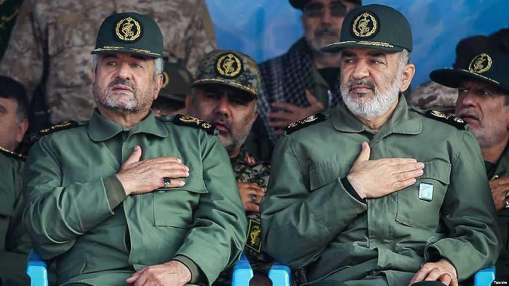 Iran: sayed Khamenei nomme un nouveau commandant en chef des Gardiens de la Révolution