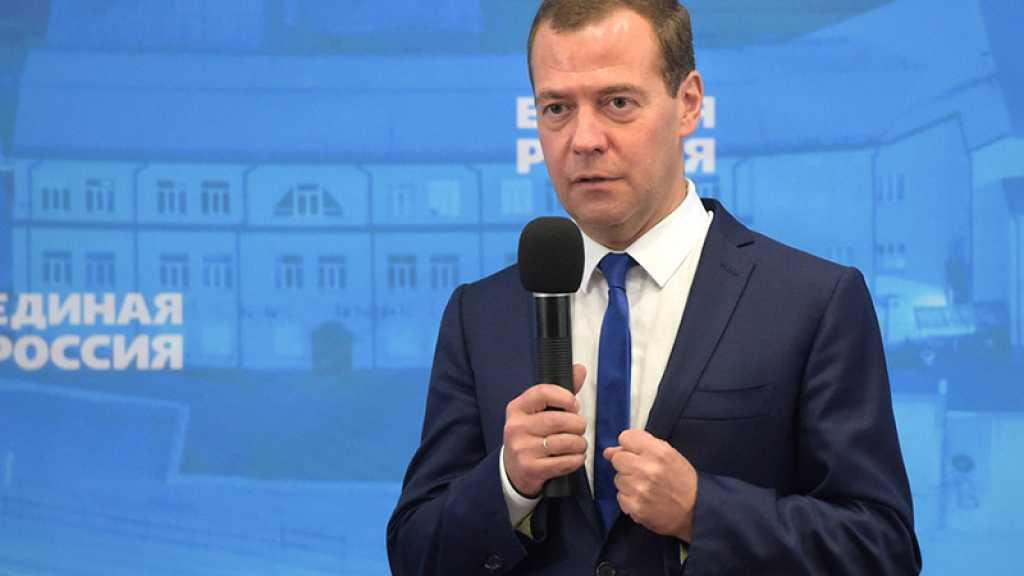 Nouveau président en Ukraine : Medvedev voit «une chance» de meilleures relations