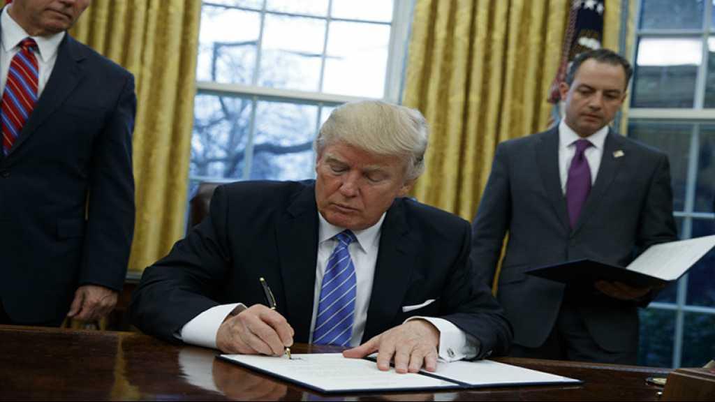 Washington met fin aux exemptions permettant l'achat de pétrole iranien, annonce la Maison Blanche