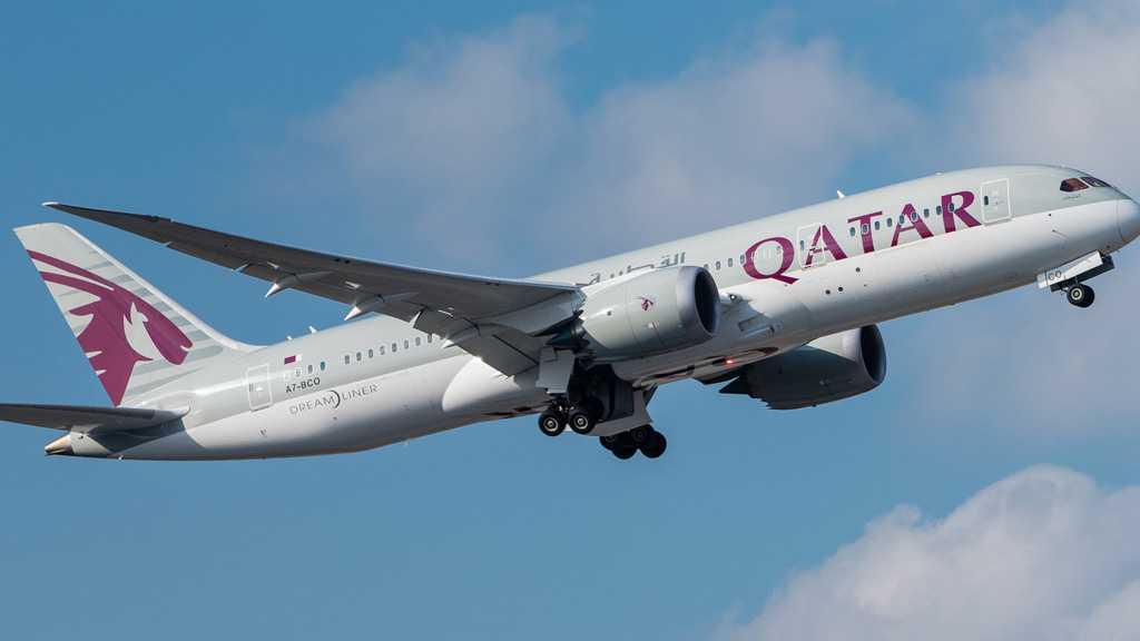 La Syrie ouvre son espace aérien à la compagnie Qatar Airways