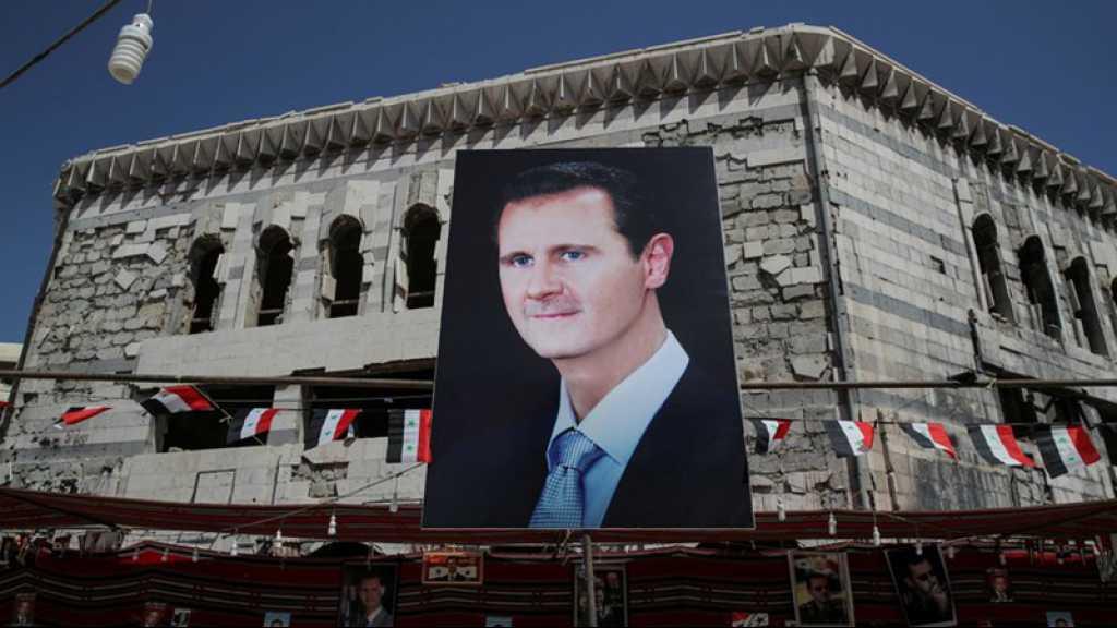 Le compte Instagram de la présidence syrienne bloqué «sans justification logique»