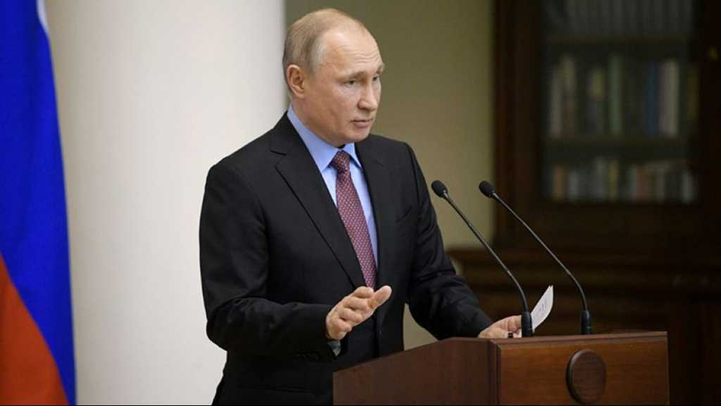 Poutine prêt à «rétablir complètement» les relations avec l'Ukraine
