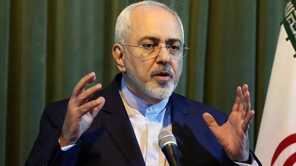 John Bolton a reconnu que les USA souhaitent « changer de pouvoir » en Iran, dit Zarif