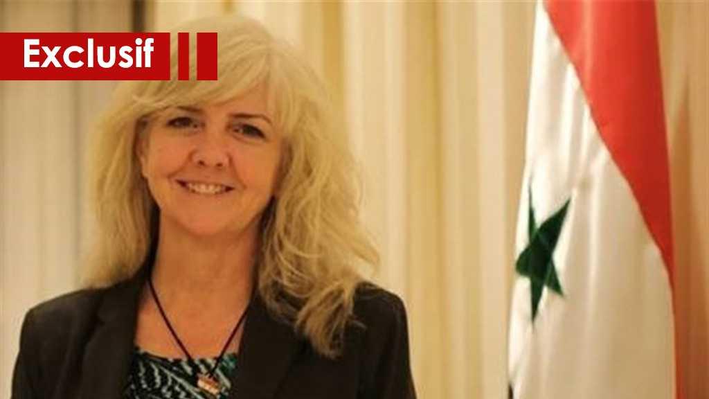 Une journaliste US à Al-Ahed: l'Arabie et «Israël» sont presque pareils