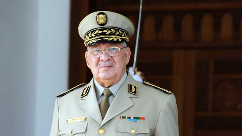 Algérie : Gaïd Salah promet de nettoyer le pays de la «corruption» et des «corrupteurs»