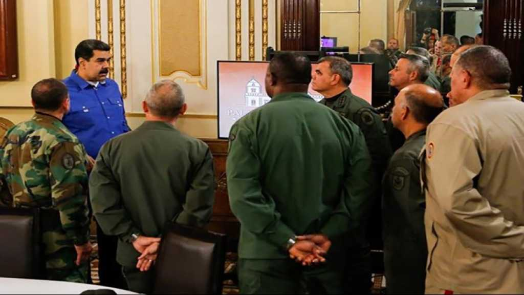 Maduro à Pompeo sur son intention de quitter le Venezuela: «Quel manque de sérieux»