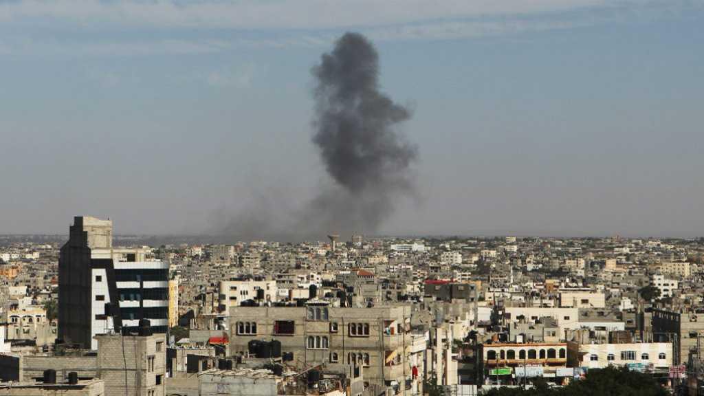 L'armée israélienne frappe Gaza après des lancers de ballons explosifs