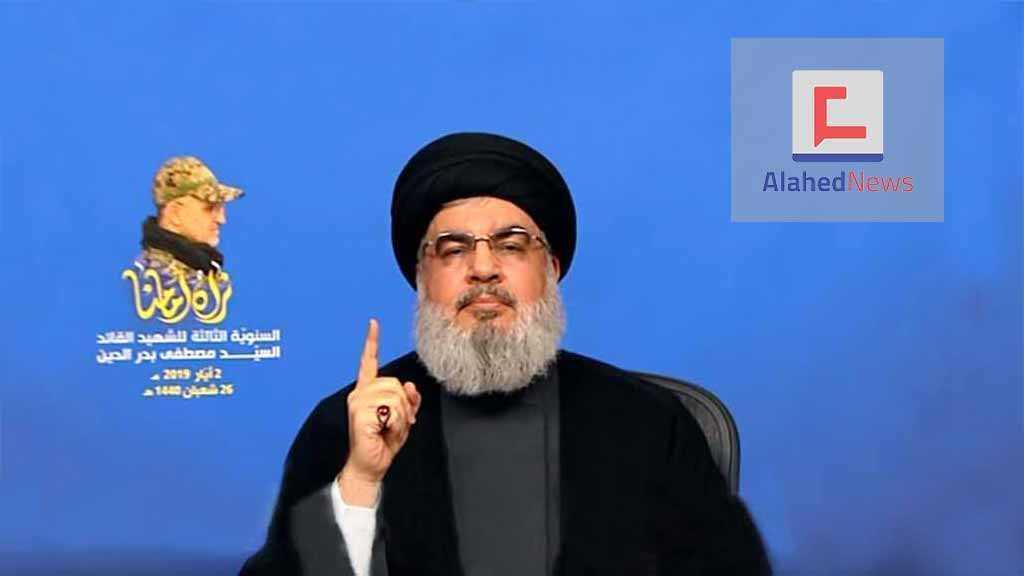 Sayed Nasrallah : les bataillons israéliens qui entreront au Liban seront anéantis devant les médias du monde