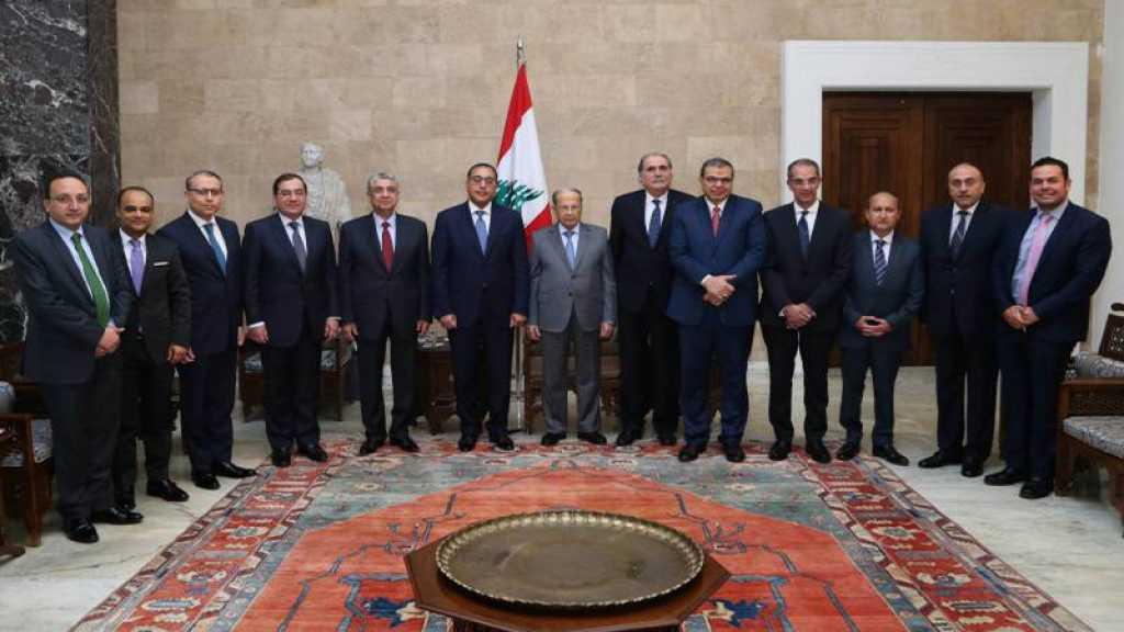 Aoun critique «l'exploitation politique» du dossier des réfugiés syriens
