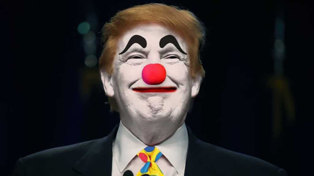 Donald Trump un clown, selon Joe Biden