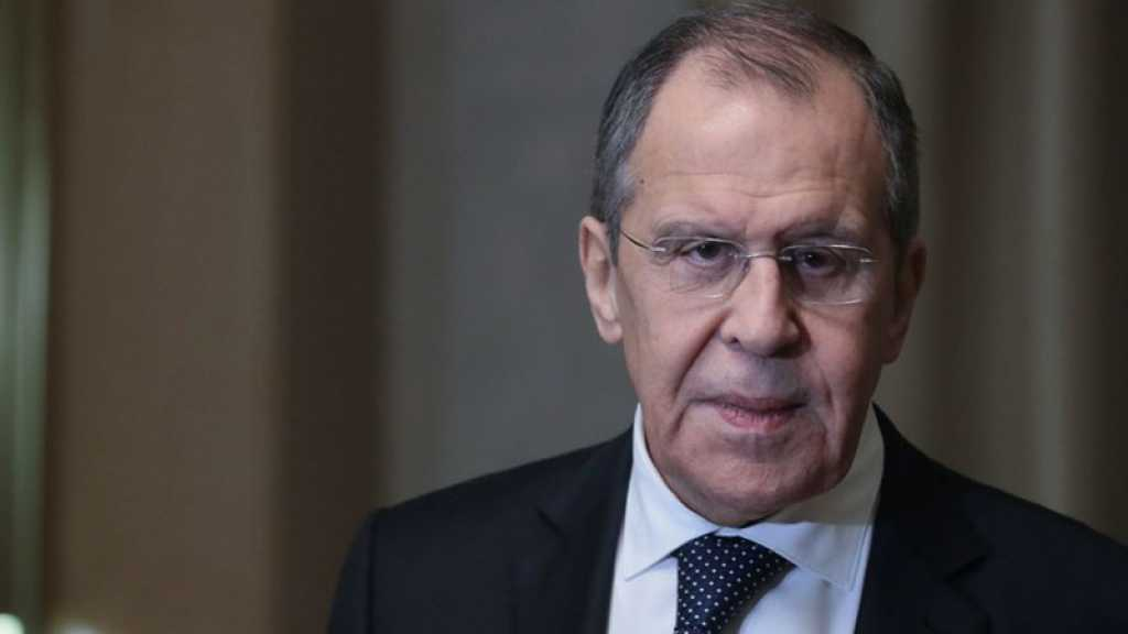 «Fake question» : Réponse de Lavrov à une question de la CNN sur le Venezuela
